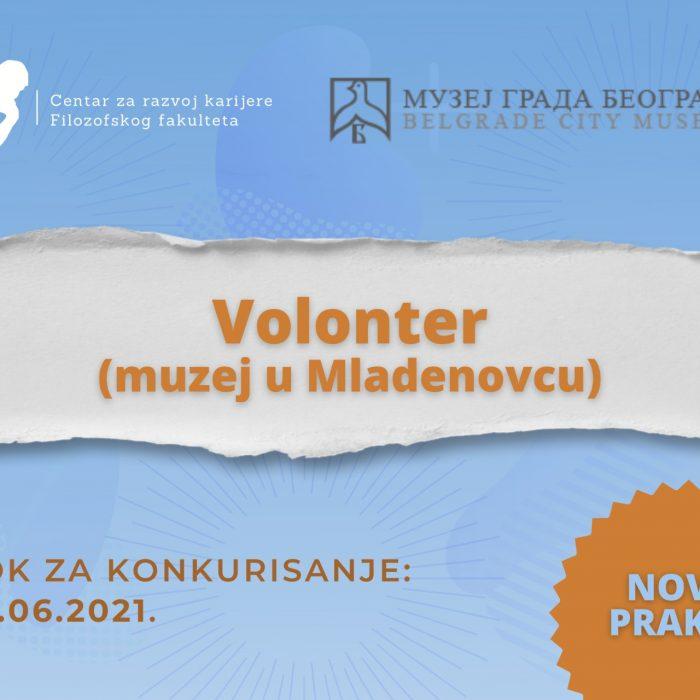 volonter muzej u mladenovcu